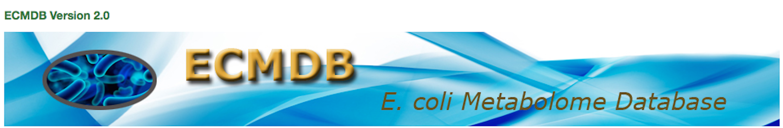 ECMDB                 Banner