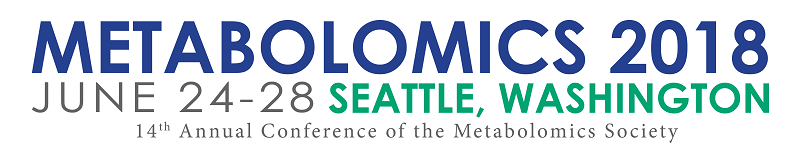 Metabolomics 2018 Banner